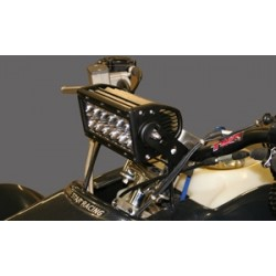 "Rigid Industries 6"" ATV/Universal Head Light Bracket For 6"" Light Bars"