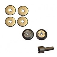 Rigid Industries Security Nut/Bit Kit