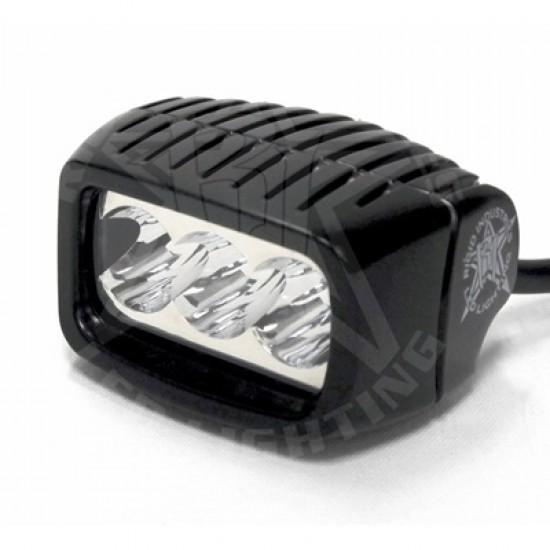 Rigid Industries SR-M2 Single Row Mini LED Light - Wide