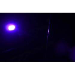 Rigid Industries SR-M2 Single Row Mini LED Light - Diffused - UV