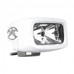 Rigid Industries Marine SR-M Single Row Mini LED Light - Spot