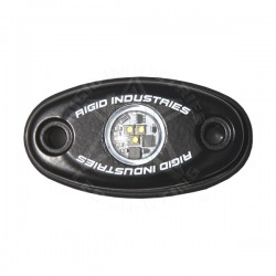 Rigid Industries A-Series LED Accessory Light - Low Strength (Black)