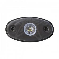Rigid Industries A-Series LED Accessory Light High Strength (Tri-Plex)