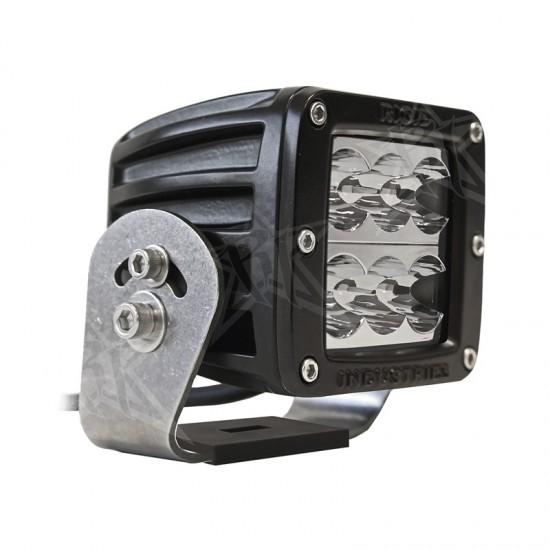 Rigid Industries Dually D2 HD LED Light - Black - Wide