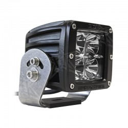 Rigid Industries Dually HD LED Light - Black - Flood