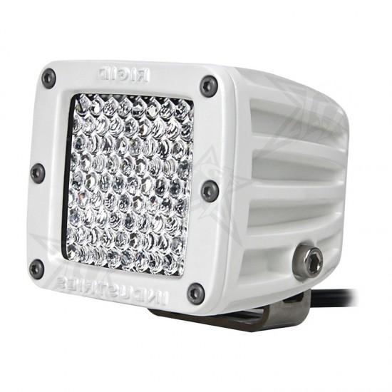 Rigid Industries Marine Dually D2 LED Light - Diffused