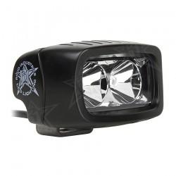 Rigid Industries SR-M Single Row Mini LED Light - Flood