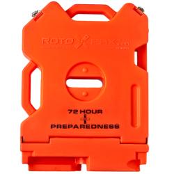 RotopaX 2 Gallon 72 Hour Preparedness Pack