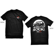 "Rugged Ridge T-Shirt ""Ready To Rock"" Black"
