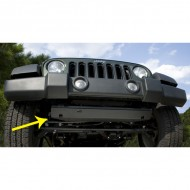 Rugged Ridge Jeep Wrangler JK 07-Up Front Skid Plate