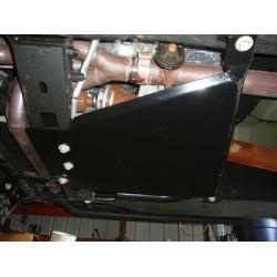 Rugged Ridge Jeep Wrangler JK 07-11 Engine / Transmission Case Skid Plate D30