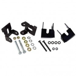 Rugged Ridge Jeep Wrangler JK 07-Up Control Arm Skid Plate Kit - Front/Rear