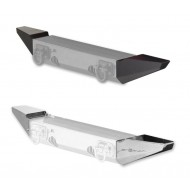 Rugged Ridge Jeep JK XHD Front Bumper Ends (Black or Stainless)