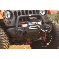 Rugged Ridge Jeep JK XHD Front Bumper Stubby Ends