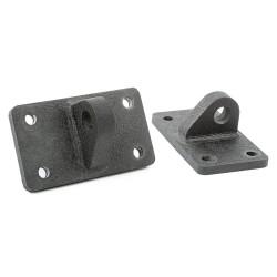 Rugged Ridge XHD Bumper D-Ring Shackel Brackets