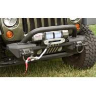 Rugged Ridge Jeep JK 07-Up XHD Aluminum Front Bumper System