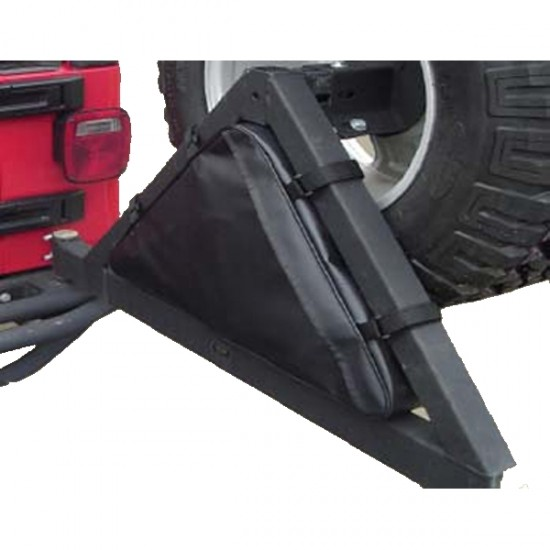 Rugged Ridge Tire Carrier Recovery Bag for Classic, RRC, XHD