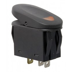 Rugged Ridge Two Position Rocker Switches Red, Amber, Blue or Green