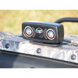 Rugged Ridge UTV Clinometer with Compass