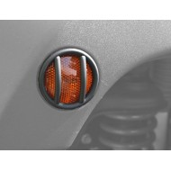 Rugged Ridge Jeep JK 07-Up Euro Guard Side Light (Black or Stainless)