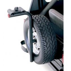 Rugged Ridge Tire Carrier Bike Rack