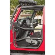 Rugged Ridge Jeep Wrangler JK 07-Up Tube Doors Front Pair