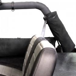 Rugged Ridge Canvas Sports Bar Tube Storage Bag