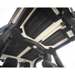Rugged Ridge Jeep Wrangler JK 11-Up 2-Dr Hard Top Sound Deadener / Insulation