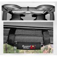 Rugged Ridge Jeep Wrangler TJ/LJ 97-06 4- Piece Grab Handle Kit