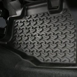 Rugged Ridge Jeep Wrangler TJ/LJ All Terrain Rear Floor Liners - Pair