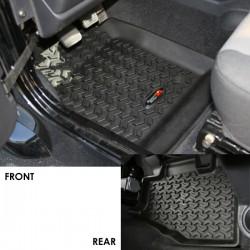 Rugged Ridge Jeep Wrangler TJ/LJ 97-06 All Terrain Floor Liners (Both Rows)