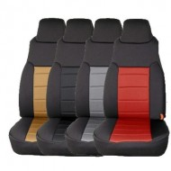 Rugged Ridge Jeep Wrangler TJ 97-02 Neoprene Front Seat Covers