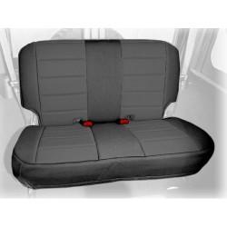 Rugged Ridge Jeep Wrangler JK 2DR 07-Up Rear Neoprene Seat Covers