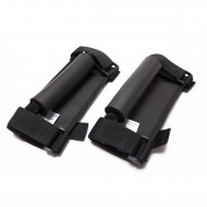 Rugged Ridge Deluxe Grab Handles for Covered Roll Bars