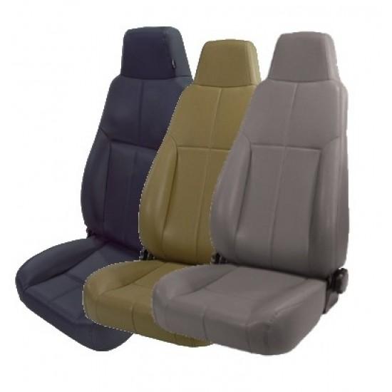 Rugged Ridge Jeep TJ, YJ, CJ 76-02 Front Replacement Seats w/Head Rest