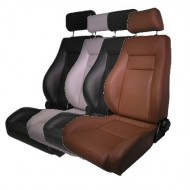 Rugged Ridge Jeep TJ, YJ, CJ 76-02 Front Super Seats w/ Recliner