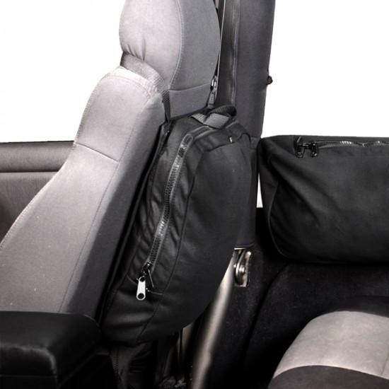 Rugged Ridge Seat Back Trail Bag w/ Straps