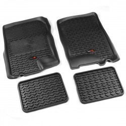 Rugged Ridge F150 01-03, Expedition 97-02 Front / Rear Floor Liners