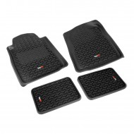 Rugged Ridge Toyota Tacoma 05-11 Floor Liners Front w/ Rear Universal
