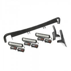Rugged Ridge Jeep Wrangler JK 07-Up Tubular Light Bar Kit