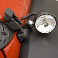 "Rugged Ridge Jeep JK 07-Up 3"" Hood Mounted Off Road Fog Light Kit"