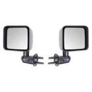 Rugged Ridge Jeep Wrangler JK 07-15 Mirror Kit (Black)