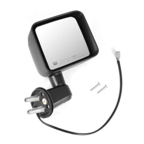 OMIX ADA Jeep JK 11-Up Power Heated Mirror (Left or Right)