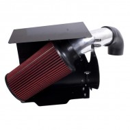 Rugged Ridge Jeep Wrangler YJ 91-95 Polished Aluminum Air Intake w/o ABS (4.0L)