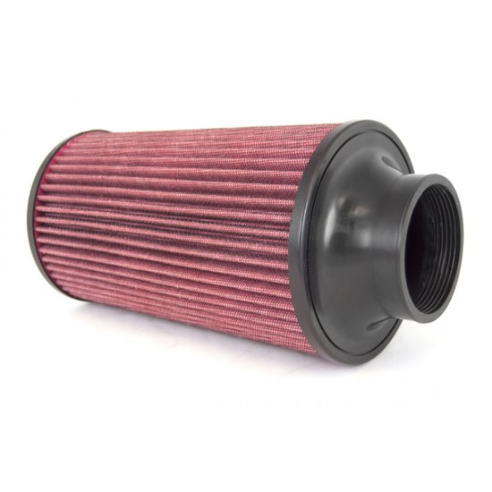 Rugged Ridge Air Filter for Cold Air Kits w/ 77mm Flange 270mm Length
