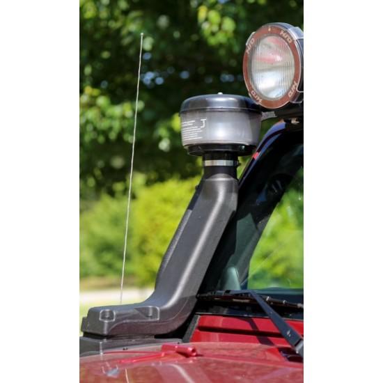 Rugged Ridge Jeep Wrangler JK 07-Up Modular XHD Snorkel Pre Filter (3.6L, 3.8L)