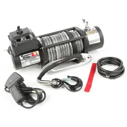Rugged Ridge Performance 12,500 LBS Spartacus Off Road Winch