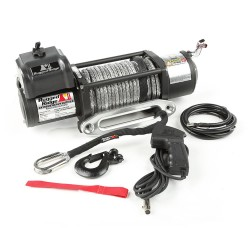 Rugged Ridge Performance 8,500 LBS Spartacus Off Road Winch