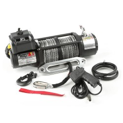 Rugged Ridge Performance 10,500 LBS Spartacus Off Road Winch