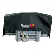 Rugged Ridge Winch Cover for 8,500 and 10,500 LB Winch